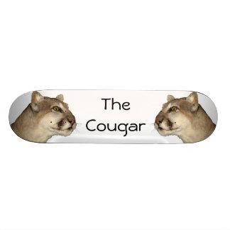 The Cougar Skateboard