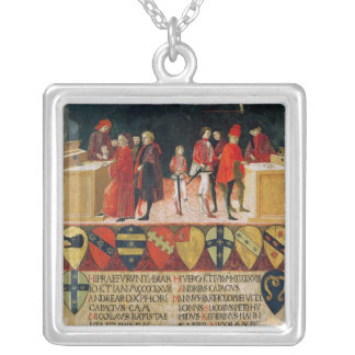 The Council Finances in Times of War and of Square Pendant Necklace