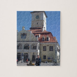 The Council House Brasov Romania Jigsaw Puzzle