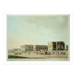 The Council House, Calcutta, plate 29 from 'Orient Postcard