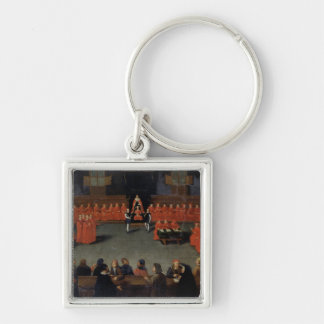 The Council of Malines Keychain