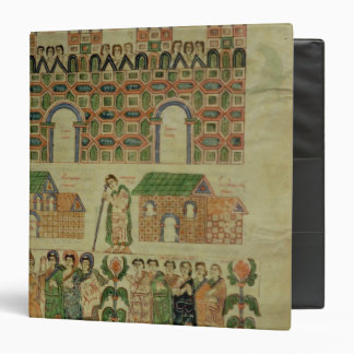 The Council of Toledo 3 Ring Binder