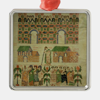 The Council of Toledo Ornament