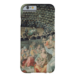 The Council of Trent, 1588-89 (fresco) Barely There iPhone 6 Case