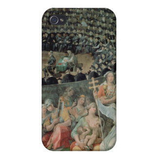 The Council of Trent, 1588-89 (fresco) iPhone 4/4S Covers