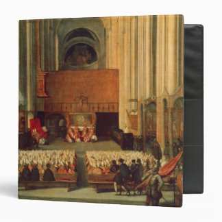 The Council of Trent, 4th December 1563 Vinyl Binders