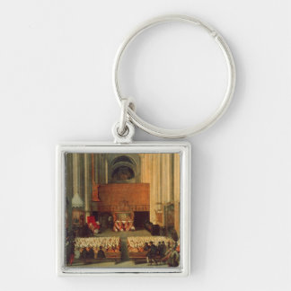 The Council of Trent, 4th December 1563 Keychain
