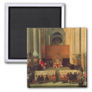 The Council of Trent, 4th December 1563 Magnet