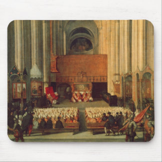 The Council of Trent, 4th December 1563 Mouse Pad