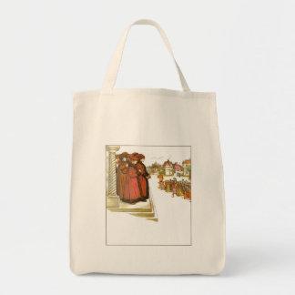The Council Stood Canvas Bag