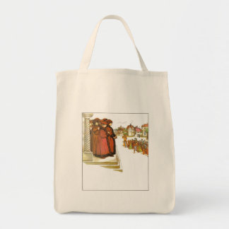 The Council Stood Tote Bag