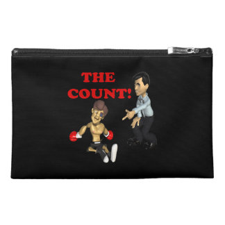 The Count Travel Accessories Bags