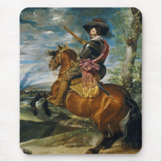 The Count Duke Of Olivares by Diego Velazquez 1634 Mouse Pad