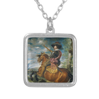 The Count Duke Of Olivares by Diego Velazquez 1634 Pendants