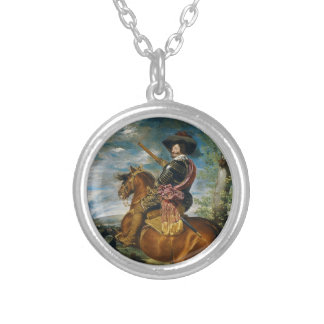 The Count Duke Of Olivares by Diego Velazquez 1634 Jewelry