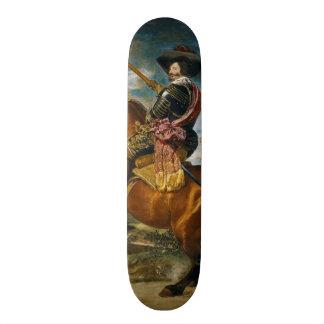 The Count Duke Of Olivares by Diego Velazquez 1634 Skateboard Decks