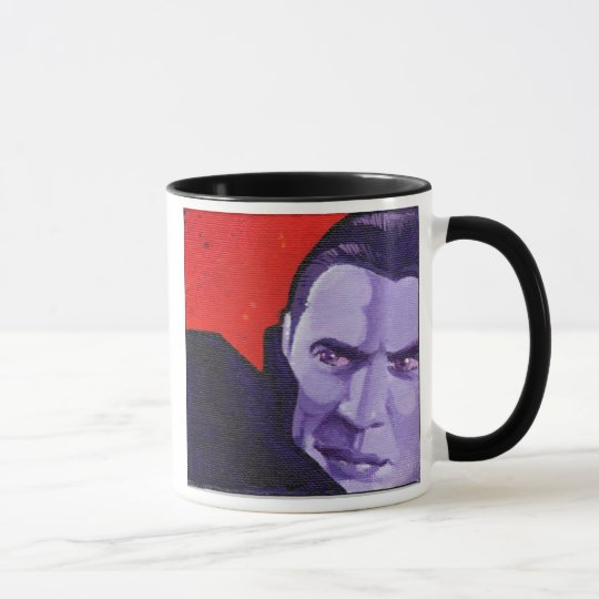 """""""the Count"""", Mug"""
