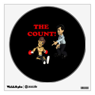 The Count Room Graphic