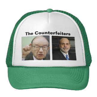 The Counterfeiters Mesh Hat
