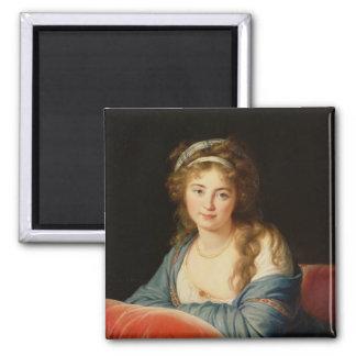 The Countess Catherine Vassilievna Skavronskaia Magnet