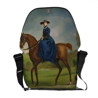 The Countess of Coningsby in the Costume of the Ch Messenger Bags