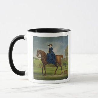The Countess of Coningsby in the Costume of the Ch Mug