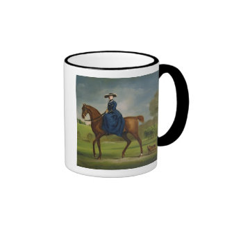 The Countess of Coningsby in the Costume of the Ch Ringer Coffee Mug