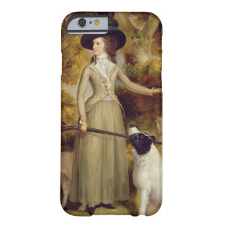 The Countess of Effingham with Gun and Shooting Do Barely There iPhone 6 Case