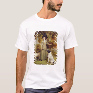 The Countess of Effingham with Gun and Shooting Do T-Shirt