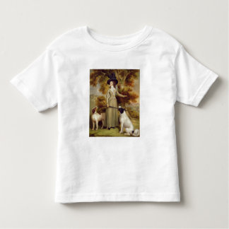 The Countess of Effingham with Gun and Shooting Do Toddler T-shirt