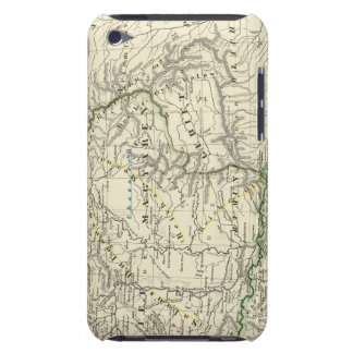 The countries on the lower Danube VtenXte Case-Mate iPod Touch Case
