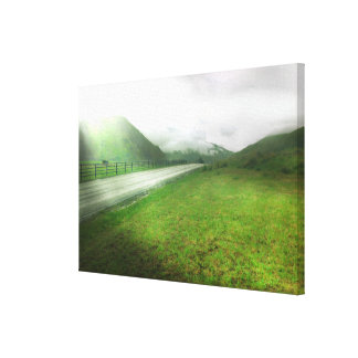 The Country Canvas Print