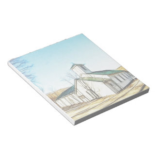 The Country Chapel Note Pad