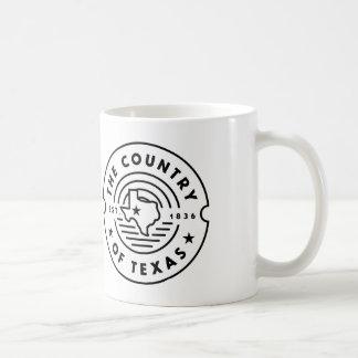 The Country of Texas Mug