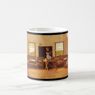 - 'The Country School', Winslow_Art of America Coffee Mug