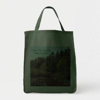 The Country Side Of Life Bag
