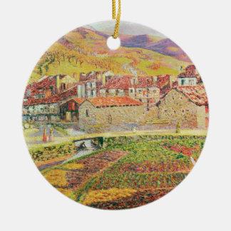 The Countryside Ceramic Ornament