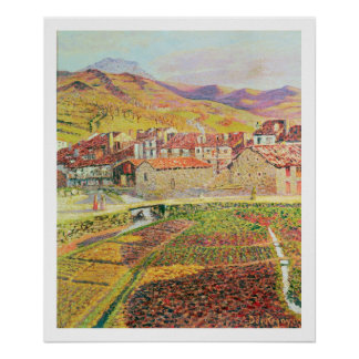 The Countryside Poster
