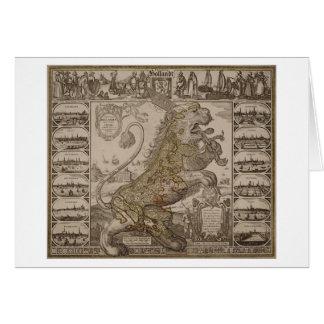 The county Holland Card