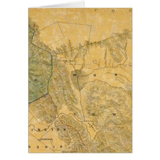 The County Of Alameda California Greeting Cards