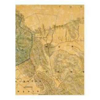The County Of Alameda California Postcard
