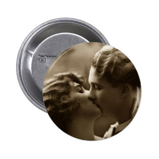 The Couple Pinback Buttons