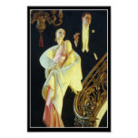 The Couple Poster at Zazzle
