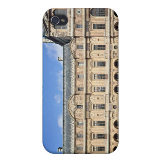 The Cour Carree and the Pavilion de l'Horloge iPhone 4 Cover