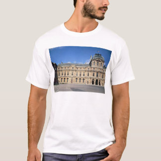 The Cour Carree and the Pavilion de l'Horloge T-Shirt