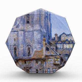 The Cour d'Albane by Claude Monet Acrylic Award