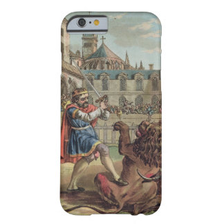 The Courage of Pepin (714-68), engraved by Jean Ba Barely There iPhone 6 Case