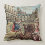 The Courage of Pepin (714-68), engraved by Jean Ba Pillow