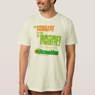 The Courage to Face the Horde T-Shirt