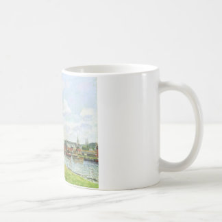 The Cours la Riene, The Notre Dame Cathedral Coffee Mug